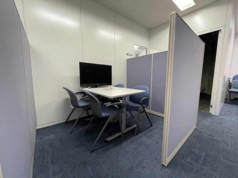 ブースA - タイムシェアリング秋葉原ISM ブースAの室内の写真