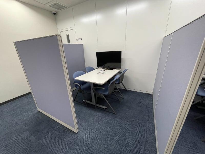 ブースB - タイムシェアリング秋葉原ISM ブースBの室内の写真