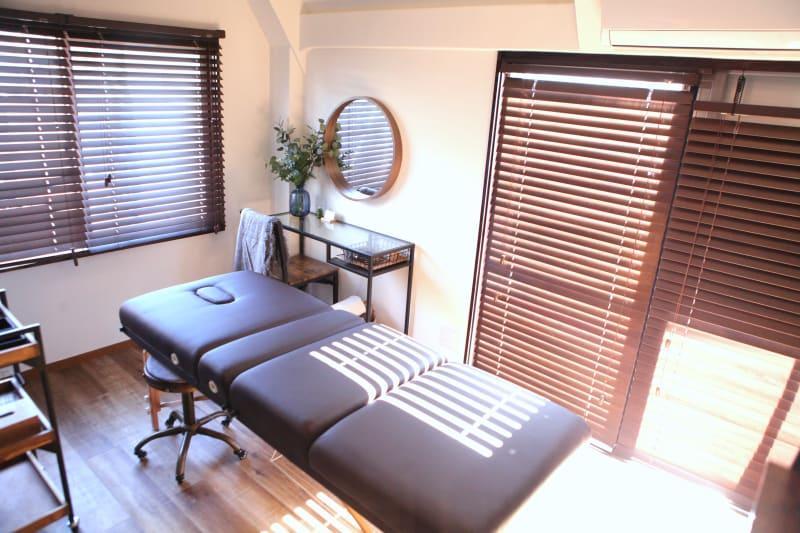 レンタルサロンカベリ二子玉川店 レンタルサロン カベリ 二子玉川の室内の写真