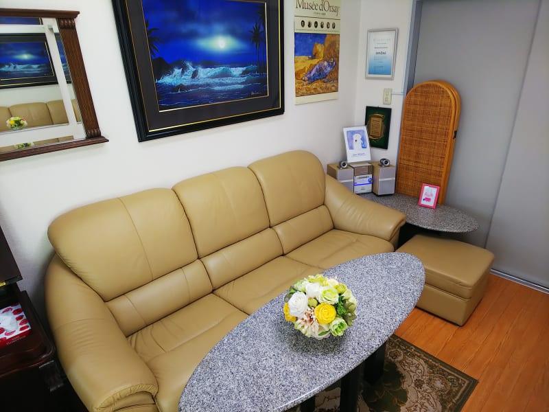 カウンセリングコーナー - オルセー  オルセーの室内の写真