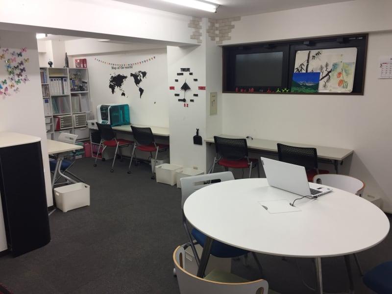 エデンスクール レンタルスペースの室内の写真