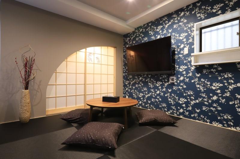 HIKARI HOUSE 多目的スペースの室内の写真