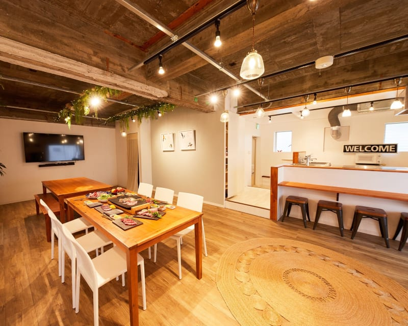 ボタニカルベース駒沢 レンタルスペースの室内の写真