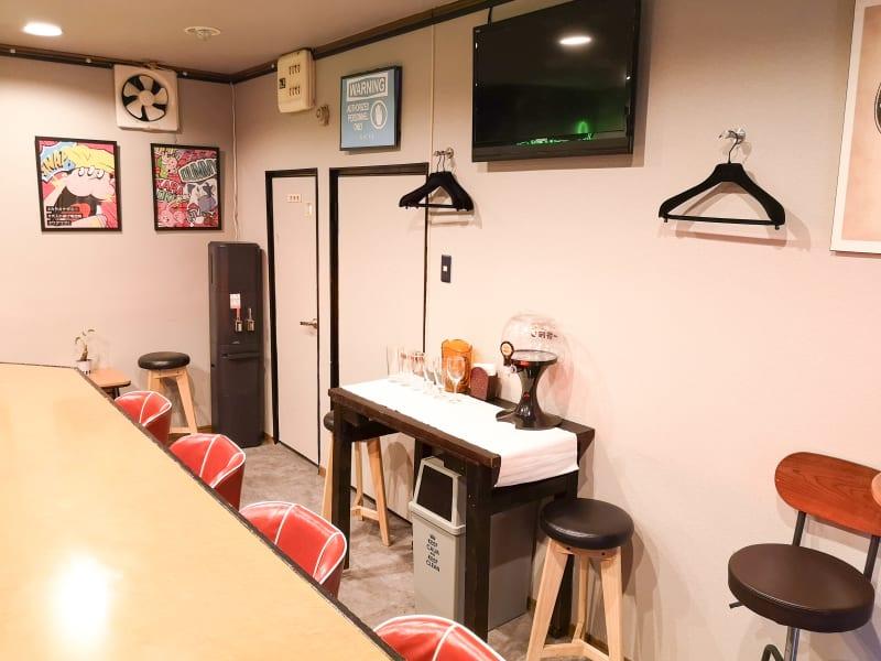 スペース内観 - KARAOKE DUMMY 元町駅近!カラオケ付貸切スペースの室内の写真