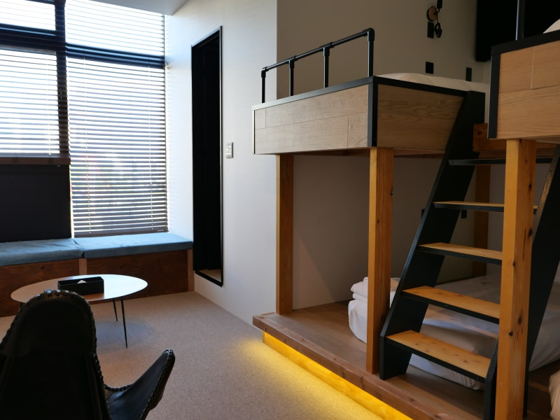 HOTEL ORIGO 中洲 撮影スペース(3F・11号室)の室内の写真