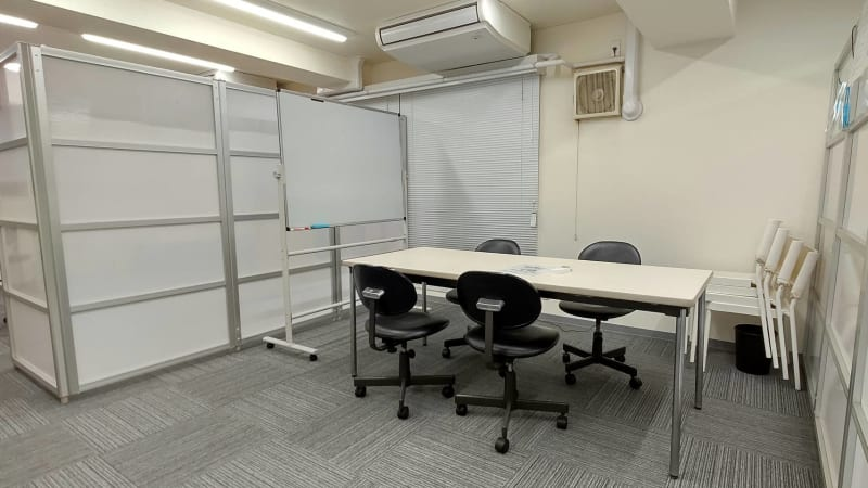豊強ビル 豊強ビル貸会議室Aの室内の写真