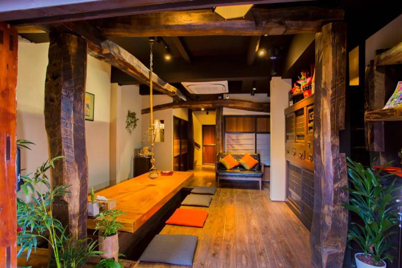 悠々亭( YUYUTEI ) の室内の写真
