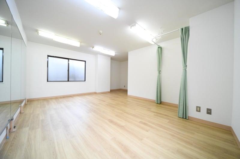ソリッドリファイン千葉 NFレンタルスタジオ千葉1号店の室内の写真