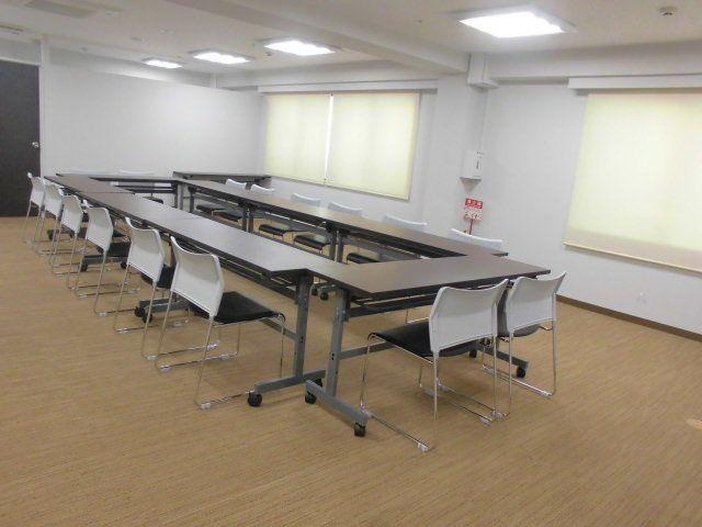 halooSPACE at 荻窪 フォーラムMの室内の写真