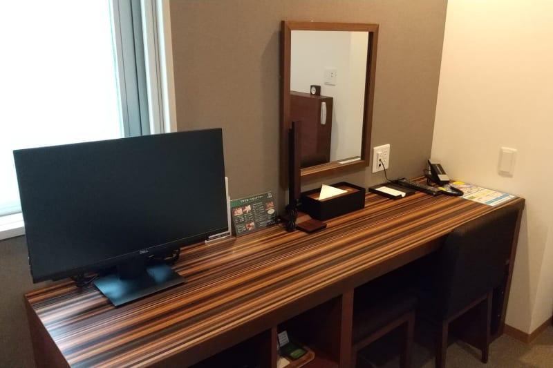 ホテルリファレンス冷泉 デイユース部屋(冷泉)の室内の写真