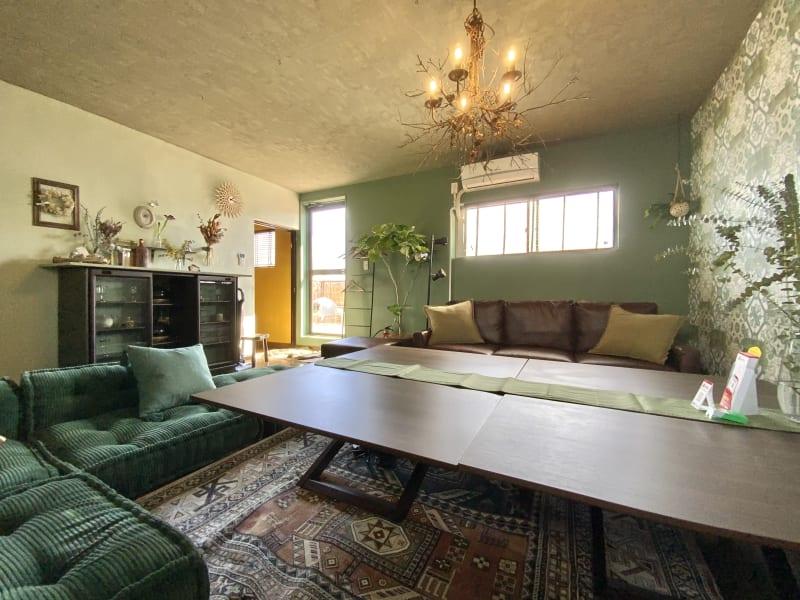 4階Terrace animo 屋上テラス付き多目的3スペースの室内の写真
