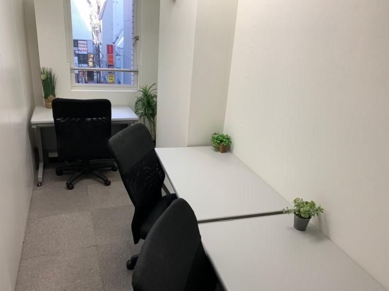 オフィスパーク 赤坂コークス 赤坂コークス303号室の室内の写真