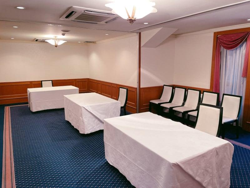 オンラインセミナー会場として - 八王子エルシィ 福禄の室内の写真