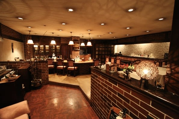 レストラン「アンダンテ」 昭和レトロ【駅徒歩3分】大人の空間の室内の写真