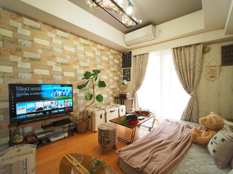 131_CafeStyle新宿 キッチンスペースの室内の写真