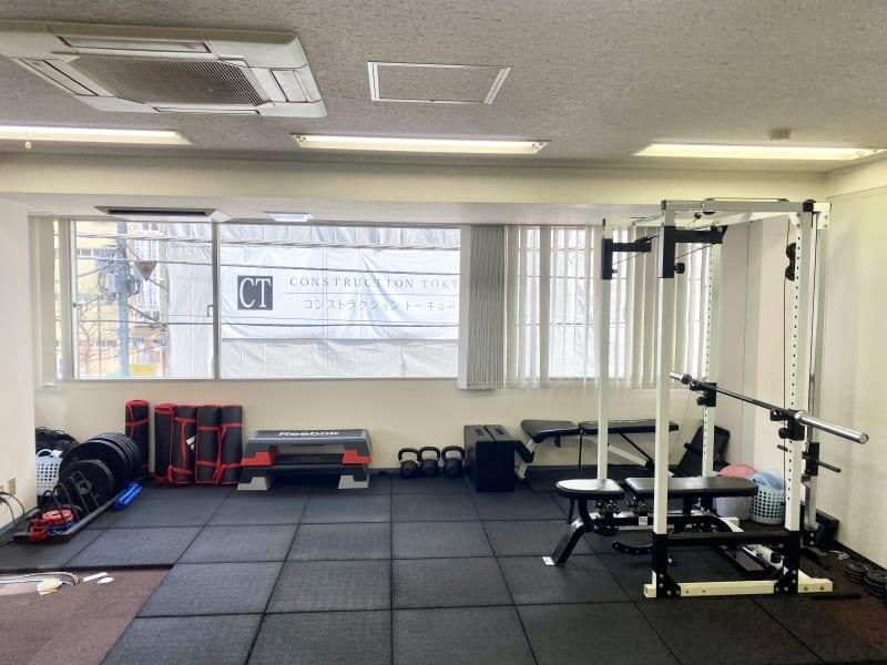 SWIC東日本橋 レンタルジム・スタジオの室内の写真