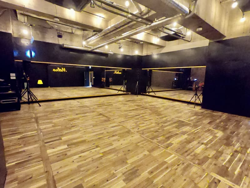 スタジオ① - studio METRO スタジオの室内の写真
