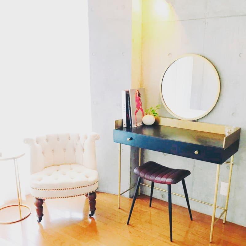 Mocci Beauty  サロンスペースの室内の写真