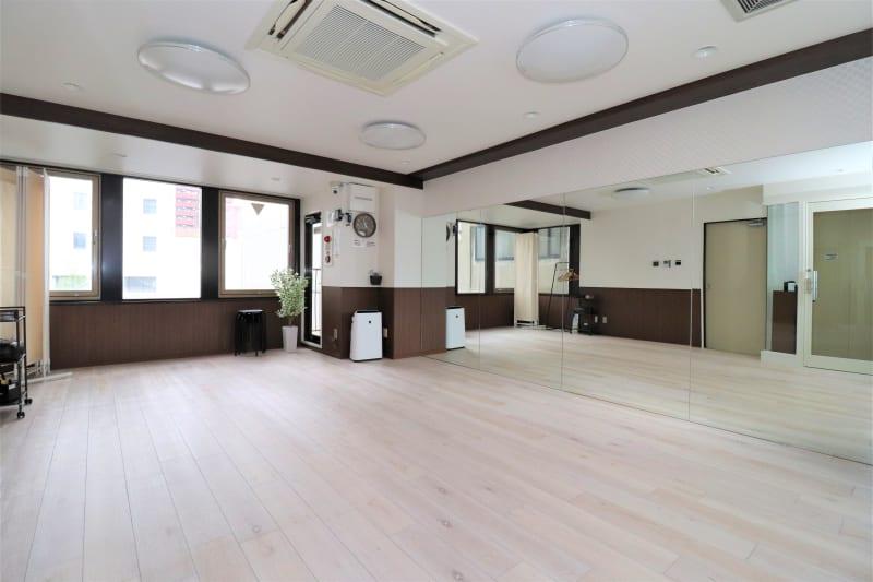 スタジオに特化した内装に改装しました! - 【元町】レンタルスタジオダンテの室内の写真