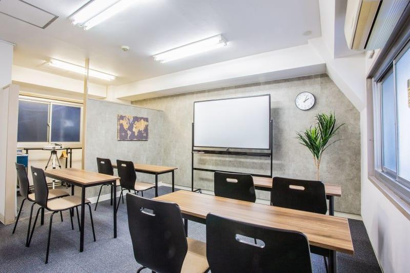 新地myビル ふれあい貸し会議室 梅田Aの室内の写真
