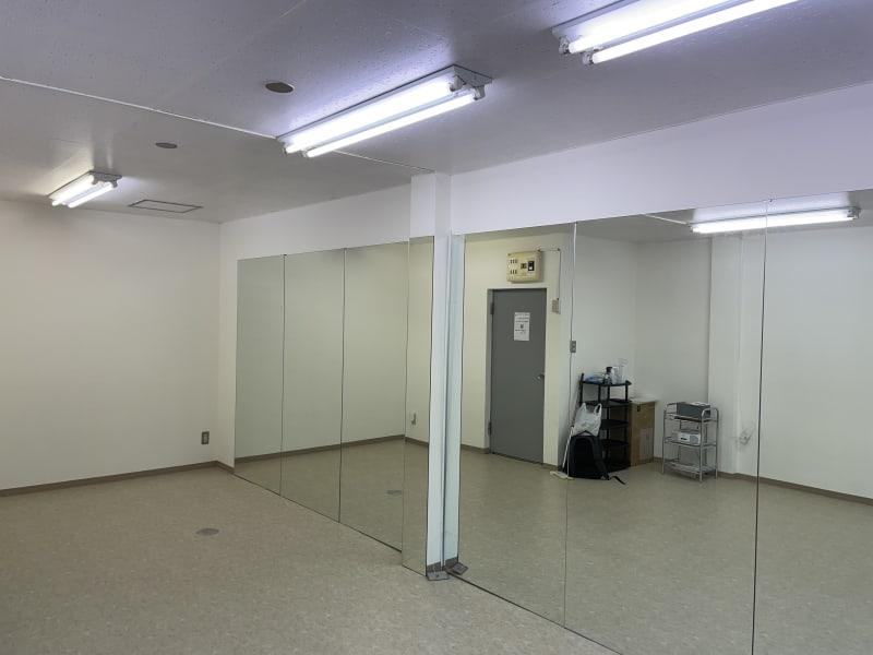 レンタルスタジオWPG秋葉原 宝生ビル地下一階一号室の室内の写真
