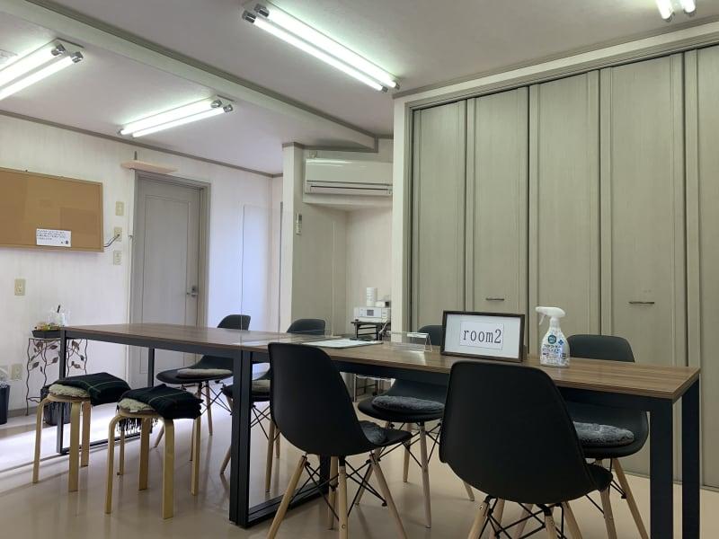 レンタルスペース「KAORI」 room2 多目的スペースの室内の写真
