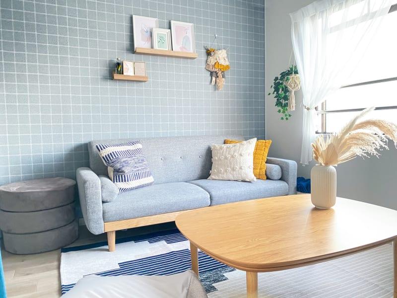北欧×ナチュラルインテリアの癒し空間 - The Room Kukkaの室内の写真