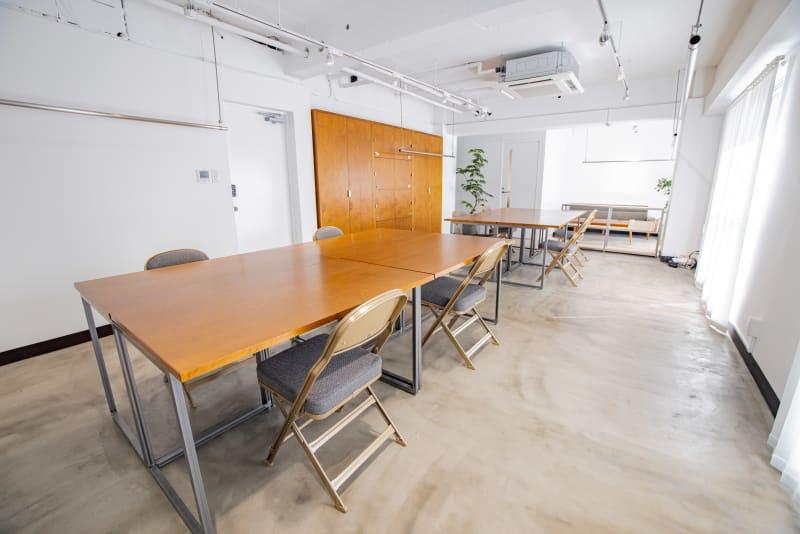 So-We -Koenji- So-We《イベントスペース》の室内の写真