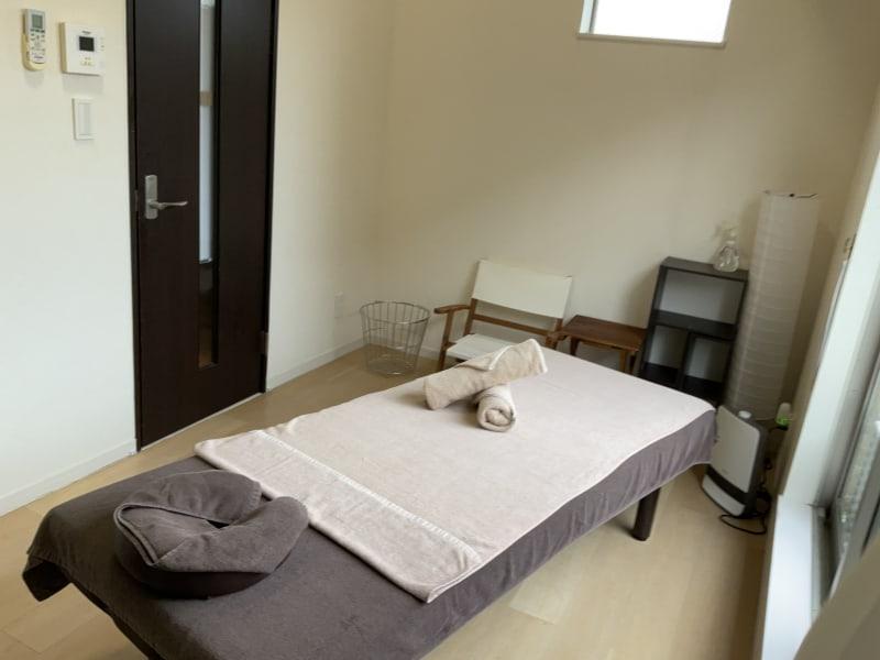 レンタルシェアサロン北新宿の室内の写真