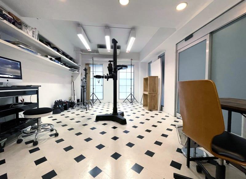 1F フォトスタジオ - フォトスタジオL1PStudio レンタルフォトスタジオの室内の写真