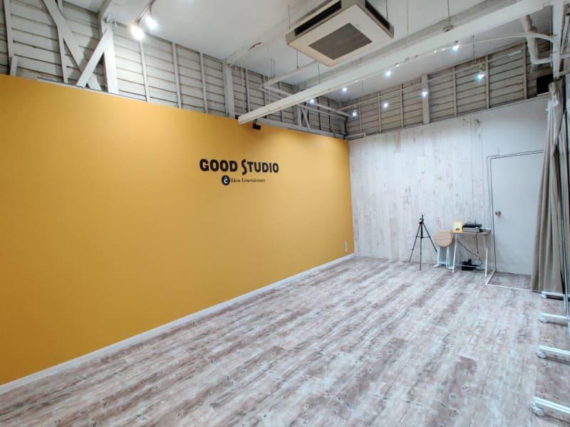リハーサルスタジオ - GOOD STUDIO リハーサルスタジオの室内の写真