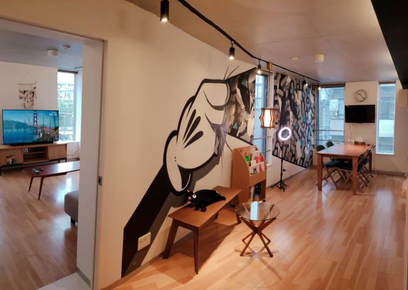 AOCA TOKYO SANNO ラグジュアリータイプの室内の写真