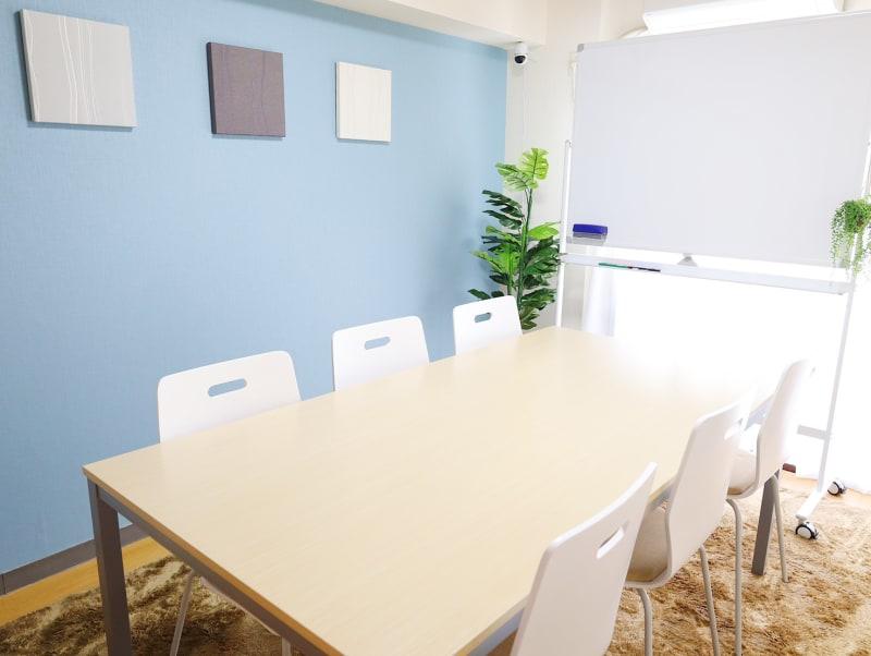 日暮里FRIENDS Ⅹ 安い・綺麗・明るい会議室!の室内の写真
