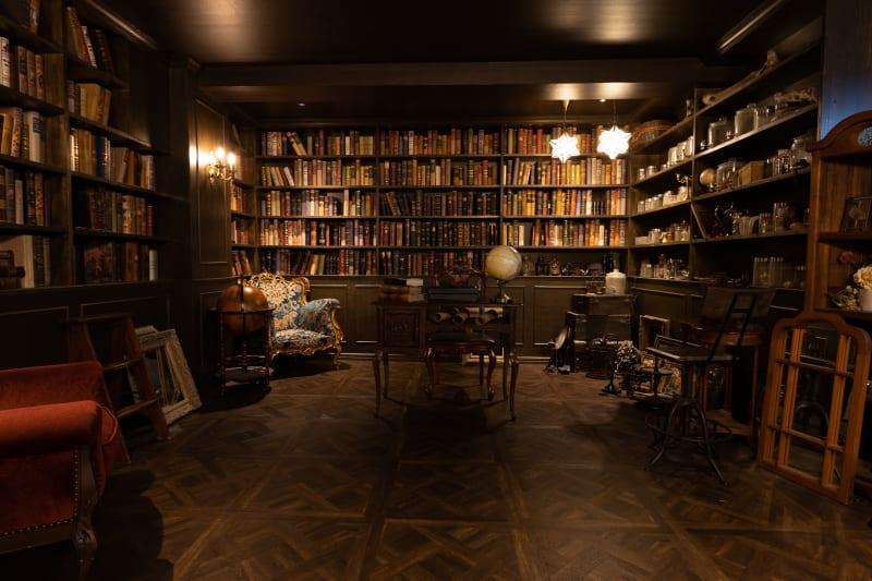 書庫エリア - Macaron Classic レンタルスタジオの室内の写真