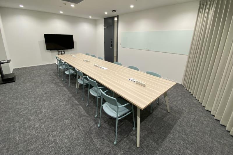 ATOMica北九州 12名会議室の室内の写真