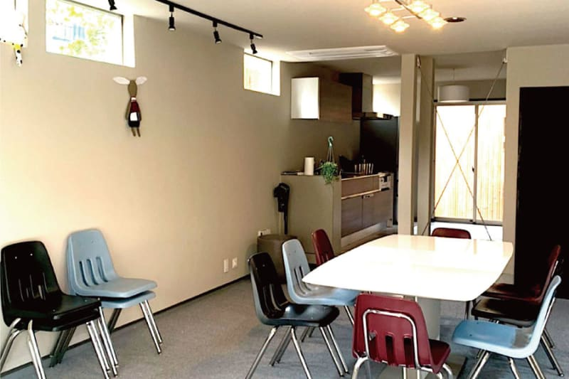 スペースも広く利用用途多数! - halenoki (ハレノキ) ハレノキの室内の写真