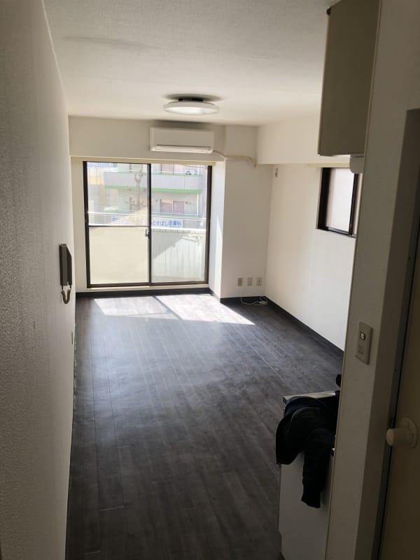 レンタルスペースの室内の写真