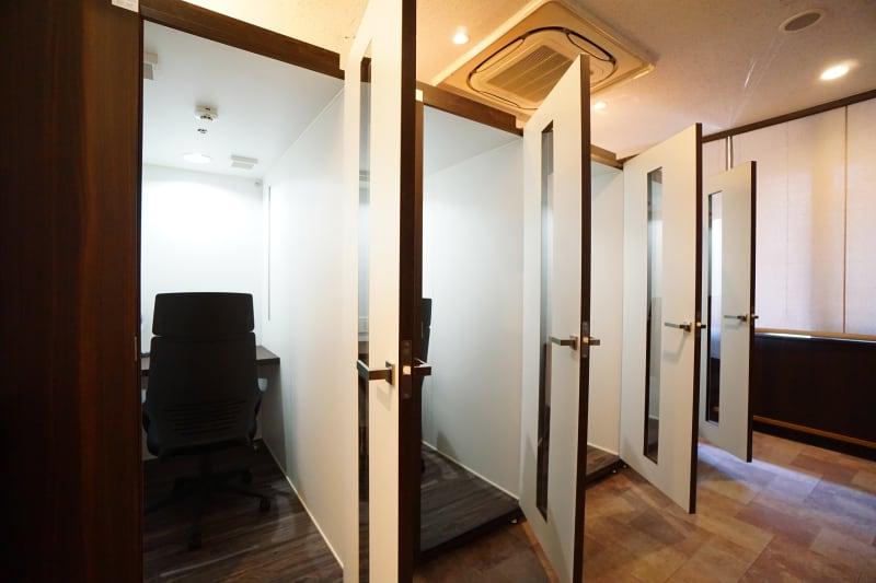 デニーズ幡ヶ谷マルチスペース 個室No.6の室内の写真