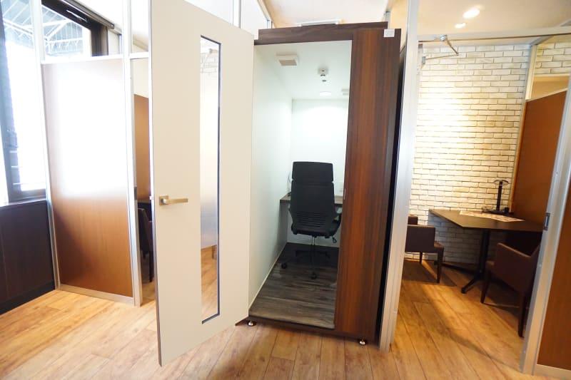 デニーズ幡ヶ谷マルチスペース 個室No.25の室内の写真