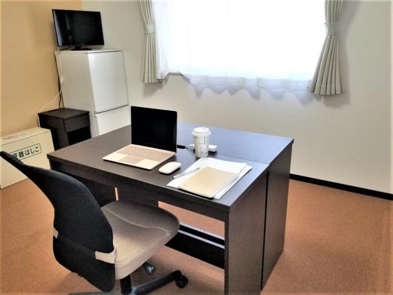 隣はオフィスビルなので、静かな環境です。 - Star-Club 市ヶ谷 サカノウエの巣ごもりプラン204の室内の写真