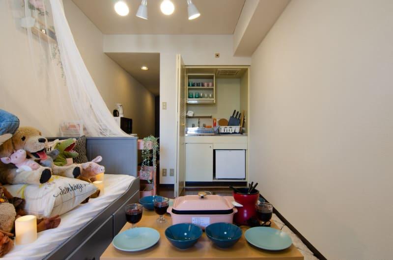 191_Juvenile心斎橋 レンタルスペースの室内の写真