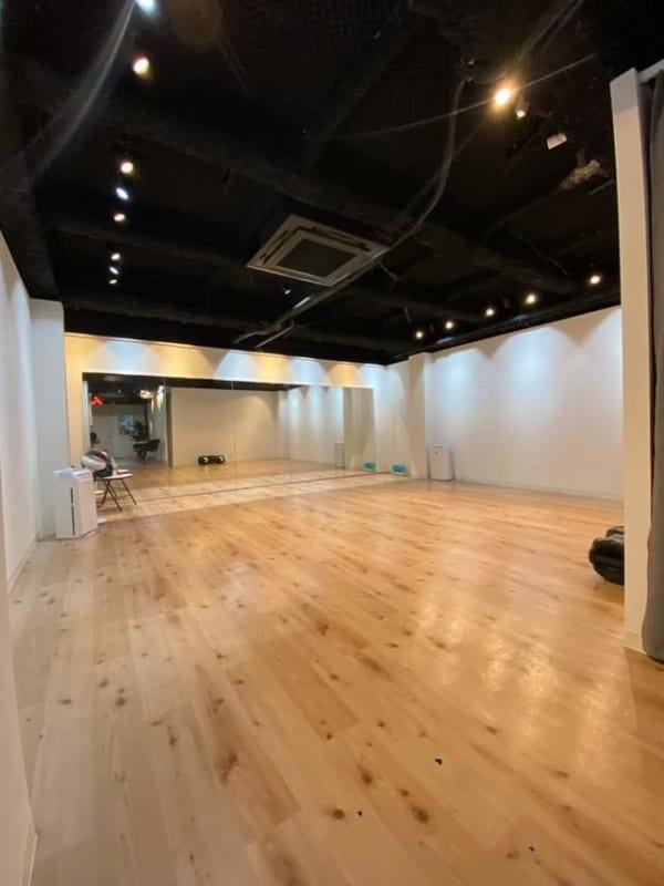 ザザズースタジオ レンタルスタジオの室内の写真