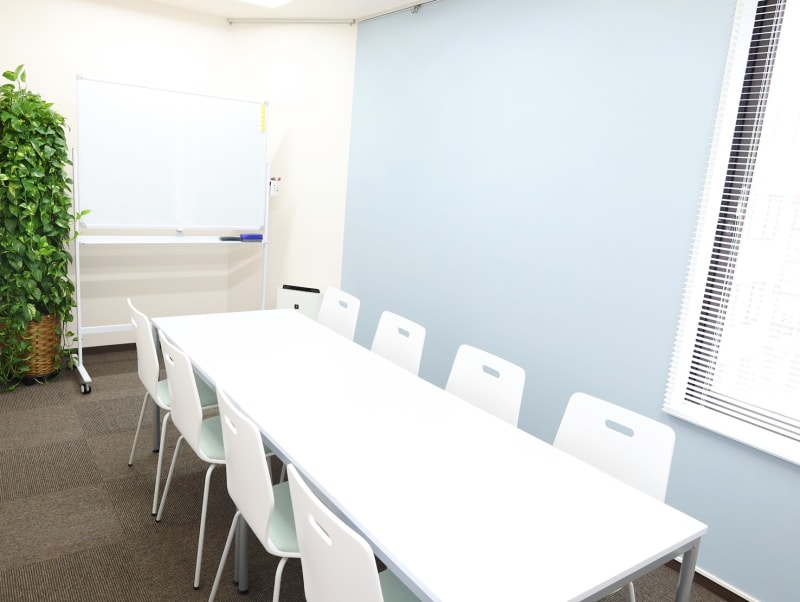リフォームしたばかりで綺麗な室内です - 赤坂フローラルプラザ みらいスペース赤坂の室内の写真