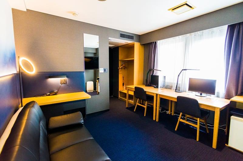ニュー401スペースの室内の写真