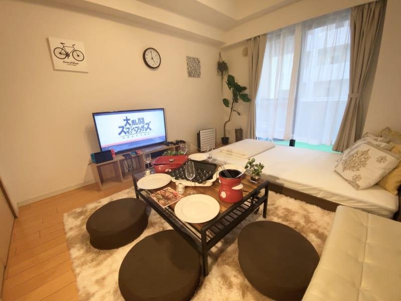 AGURA東新宿 001_AGURA東新宿🌿🍷の室内の写真