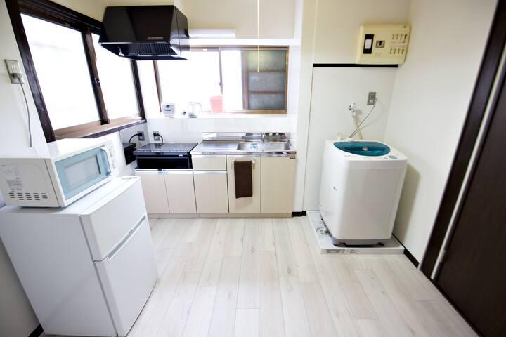 Share Space 野方 キッチン付きパーティールームの室内の写真