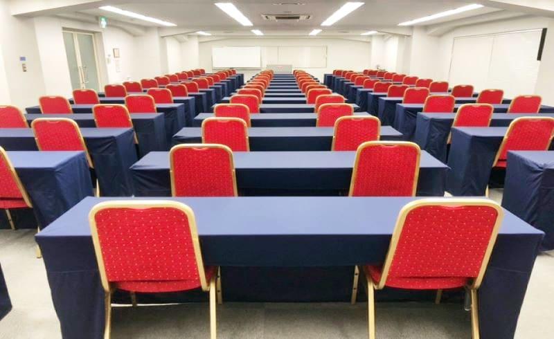 TKP新橋汐留ビジネスセンター ホール201の室内の写真