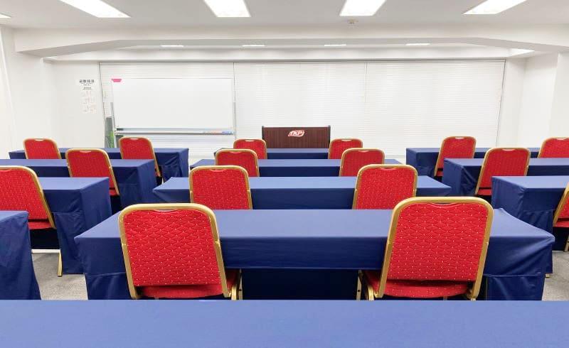 TKP新橋汐留ビジネスセンター カンファレンスルーム304の室内の写真