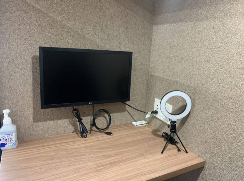 RemoteBOX新宿南口店 No.6の室内の写真