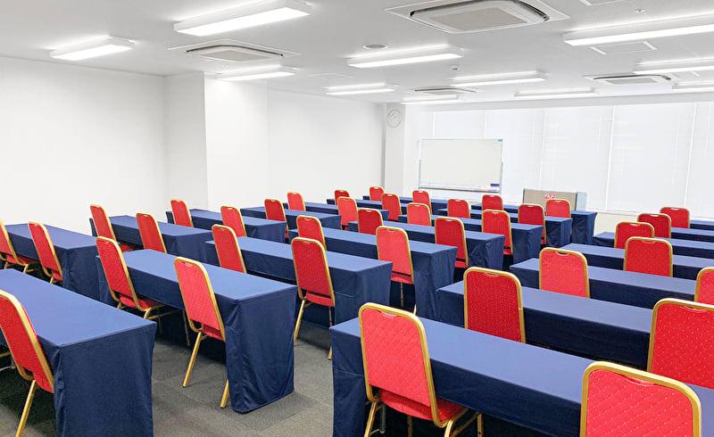 Luz大森カンファレンスセンター カンファレンスルーム5Eの室内の写真